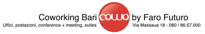 Coworking Bari by Faro Futuro