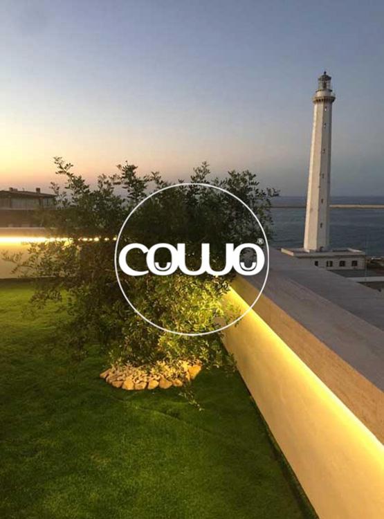 Location per eventi serali a Bari con vista sul mare