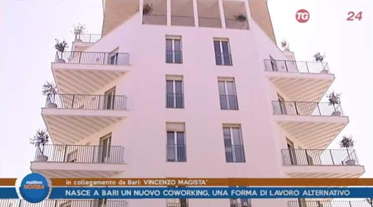 Faro futuro Coworking in Tv - Esterno